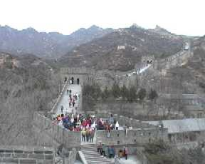 Great Wall Of China, Badaling (China)