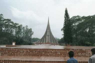 National Martyrs' Memorial, Savar (Bangladesh)