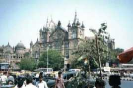 Victoria Station, Mumbai (India)